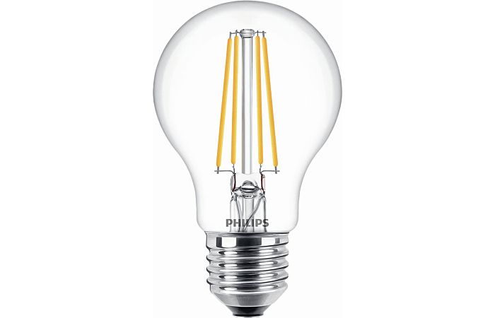 PHILIPS LED žárovka 7W-60 E27 2700K 360° FILAMENT