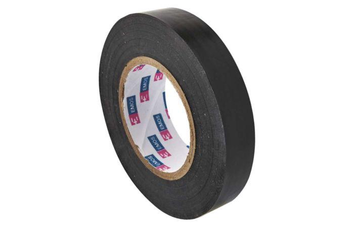 EMOS Páska izolační 15/10m PVC černá ELEKTRA