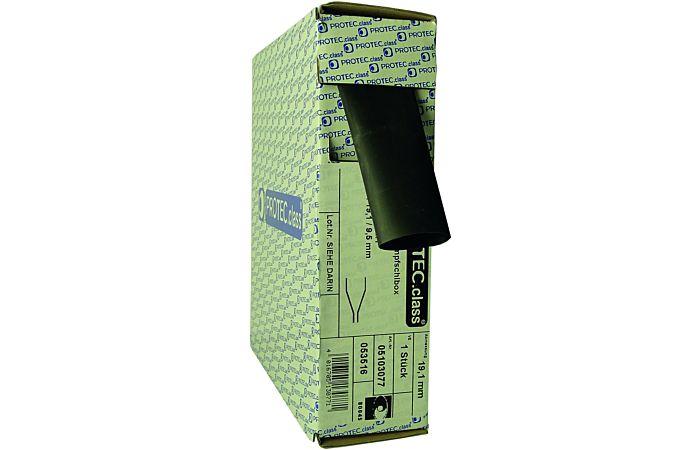 PROTEC Bužírka PSB SW64 6,4-3,2 mm box=10m