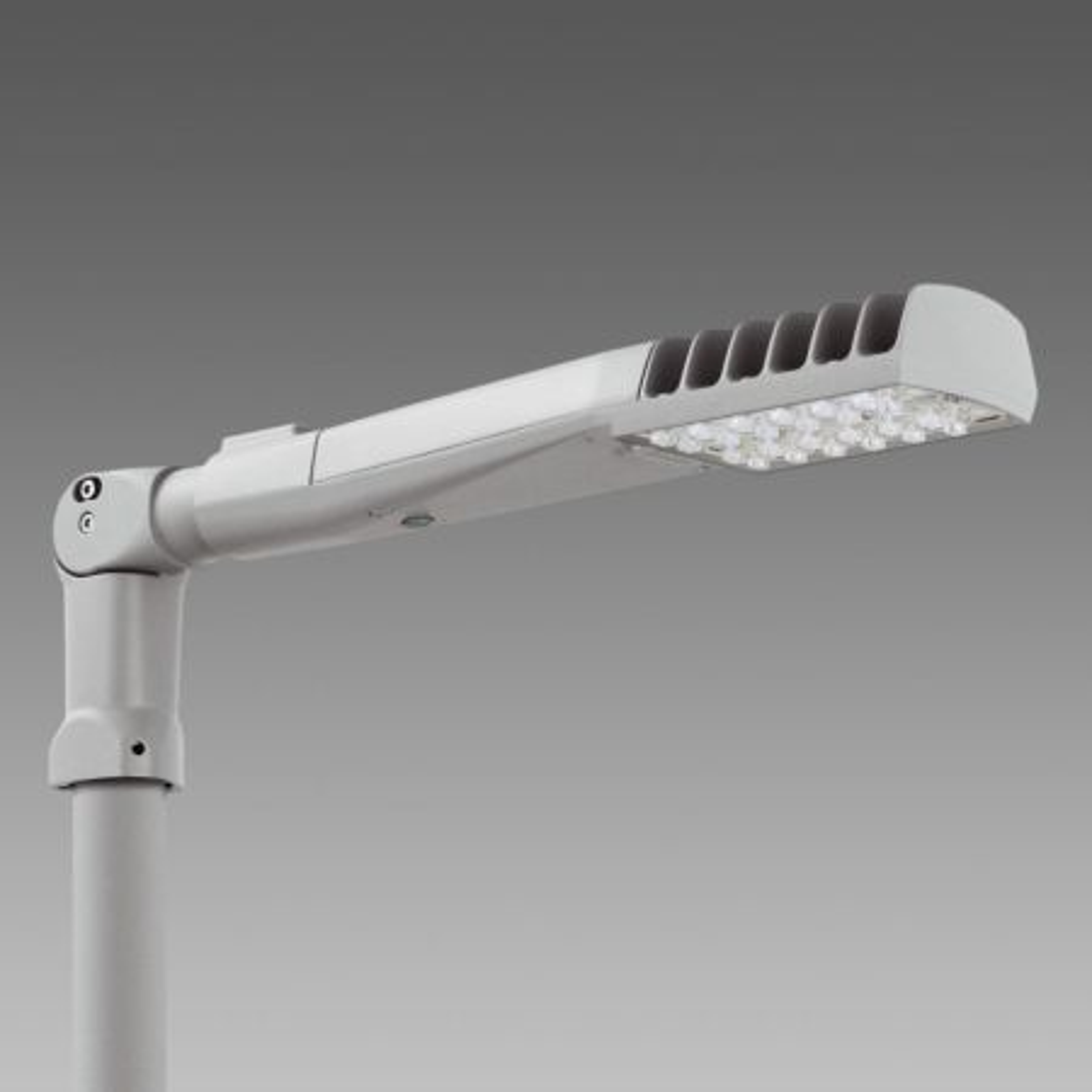 DISANO Svítidlo LED SUSA 3381 40W 4000K IP66 šedá