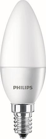 PHILIPS Žárovka LED 5,5W-40 E14 2700K svíčka CorePro