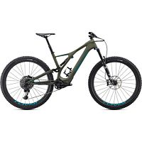 Specialized Turbo Levo SL Expert Carbon 2020 Oak Green / Aqua - vel. M
