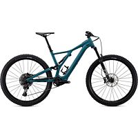 Specialized Turbo LEVO SL Comp 2020 Dusty Turquoise / Black - vel. L