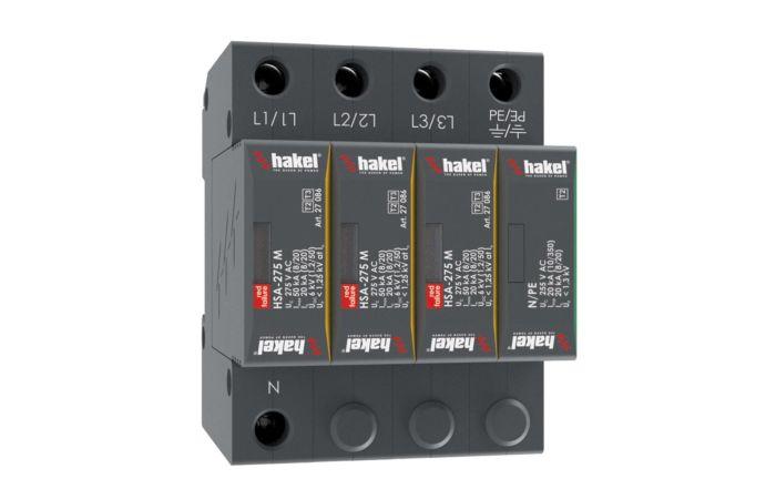 HAKEL Svodič HSA-275/3+1 M