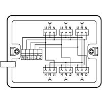 899-681/123-000 DISTRIBUTION Three-phase