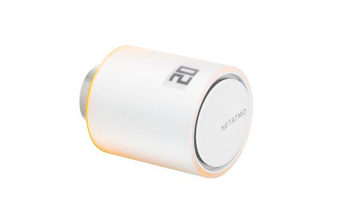 Netatmo - termostatická hlavice
