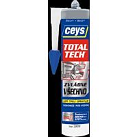 CEYS Tmel TOTAL-TECH express šedý 290ml