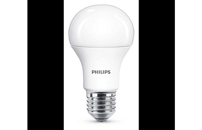 PHILIPS Žárovka LED Classic (hruška) 11W (75W), E27, teplá bílá, 2700K, set 6ks