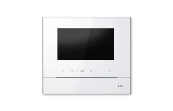 """ABB Videotelefon M22311-W domovní 4,3"""" bílá"""