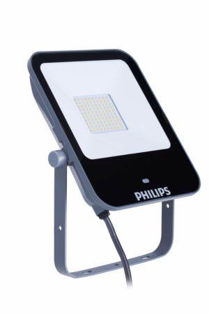 PHILIPS Svítidlo LED BVP154 50W 5250lm 4000K S reflektor s čidlem IP65