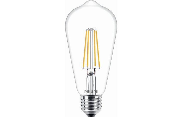 PHILIPS LED žárovka 7W-60 E27 2700K ND FILAMENT