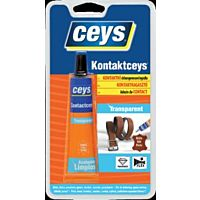 CEYS Lepidlo 48503601 kontakt transparent