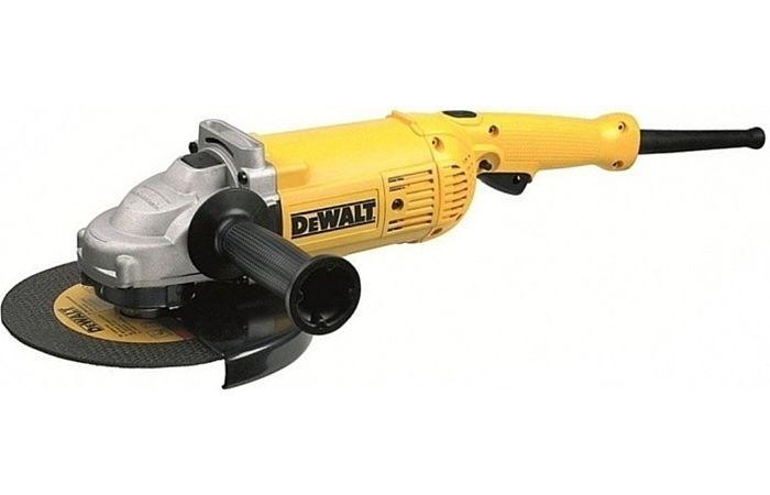 DEWALT Bruska DWE492S 2200W úhlová 230mm 5,2kg