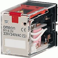 OMRON Relé MY4 220/240AC(S)