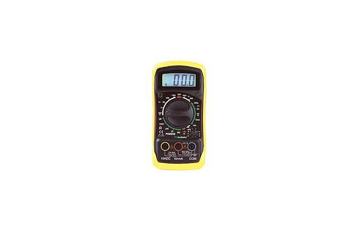 FKTECHNICS Multimetr FK8550 digitální