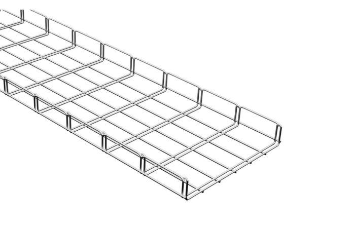 MERKUR drátěný kabelový žlab 300/50 M2 galvanický zinek, délka 2m