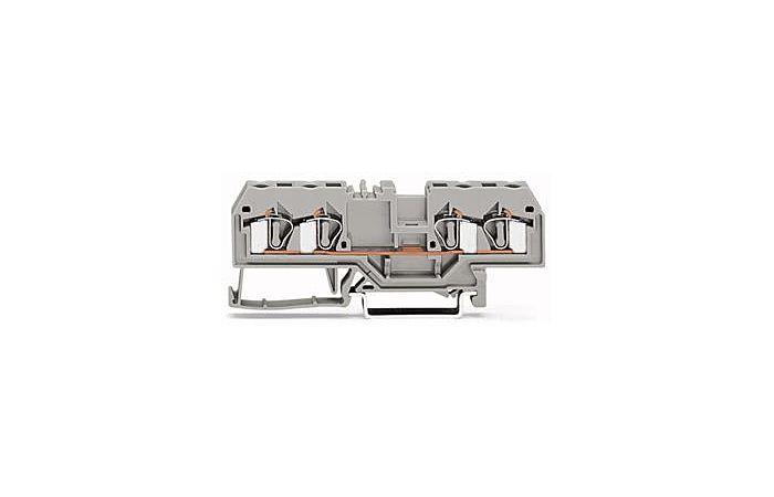 WAGO Svorka 281-652 řadová  4mm