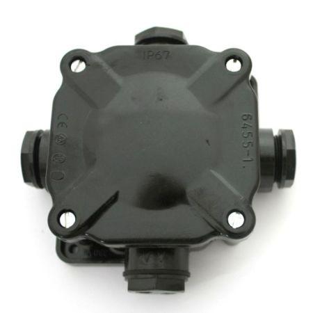 SEZ Krabice 6455-11 acidur 16+zemnící svorka IP67