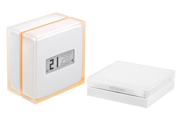 Netatmo - termostat