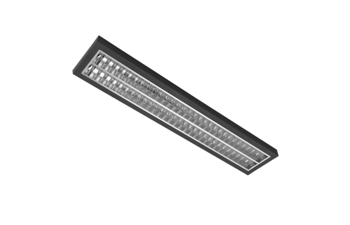 Sví. LED AREL 5000lm 4000K 1200mm MAT