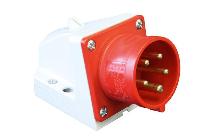 PCE Přívodka 16A/400V 5-pól. IP44 nástěnná