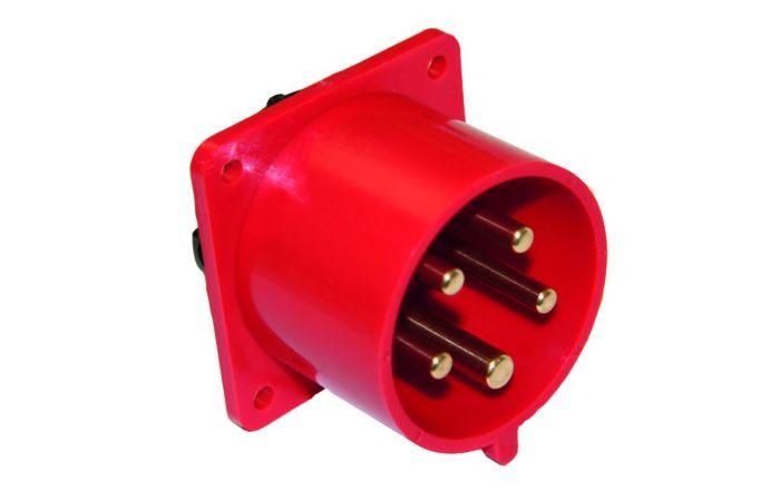 PCE Přívodka 16A/400V 5-pól. IP44 vestavná