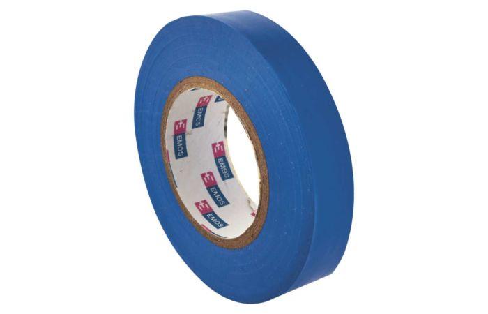 EMOS Páska izolační 15/10m PVC modrá ELEKTRA