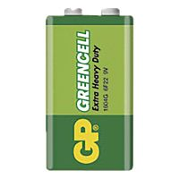 GP Baterie 9V GREENCELL 9VG