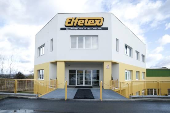 Centrála Elfetex